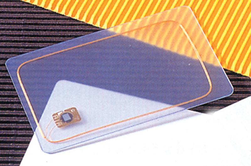 RFID smart cards